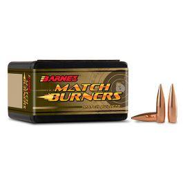 Barnes Match Burner Bullets 6mm (243 Diameter) 112 Grain ...